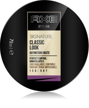 Axe Signature Classic Look Styling Pasta  voor het Haar