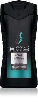 Axe Apollo Τζελ για ντους για άνδρες 250 μλ