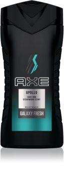 Axe Apollo gel za prhanje za moške 250 ml