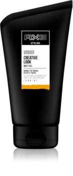 Axe Urban Creative Look mattierendes Gel für das Haar