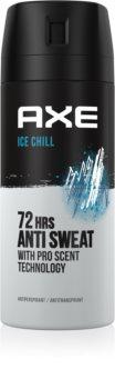 Axe Ice Chill αντιιδρωτικό σε σπρέι