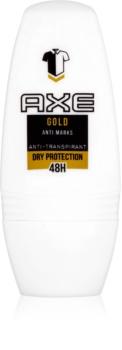 Axe Gold deodorant roll-on pentru barbati 50 ml