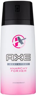 Axe Anarchy For Her deospray pro ženy 150 ml