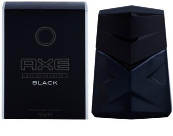 Axe Black eau de toilette pentru bărbați 50 ml