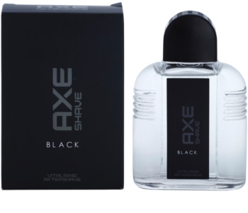 Axe Black Aftershave Water for Men 100 ml