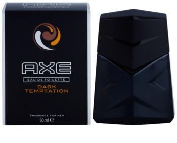 Axe Dark Temptation eau de toilette férfiaknak 50 ml