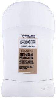 Axe Signature Anti-Marks Protection deodorante stick per uomo 50 ml