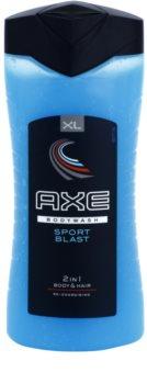 Axe Sport Blast Duschgel für Herren 400 ml