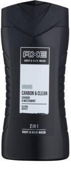 Axe Urban Carbon & Clean gel doccia per uomo 250 ml