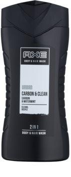 Axe Urban Carbon & Clean gel za tuširanje za muškarce 250 ml