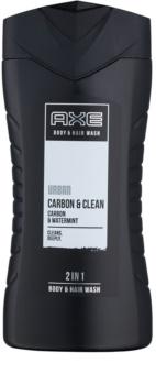 Axe Urban Carbon & Clean tusfürdő gél férfiaknak 250 ml