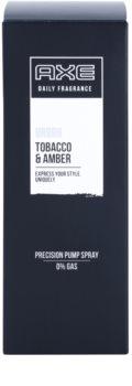 Axe Urban Tabacco and Amber спрей за тяло за мъже 100 мл.