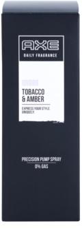 Axe Urban Tabacco and Amber telový sprej pre mužov 100 ml