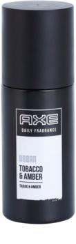 Axe Urban Tabacco and Amber spray corpo per uomo 100 ml
