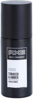 Axe Urban Tabacco and Amber tělový sprej pro muže 100 ml