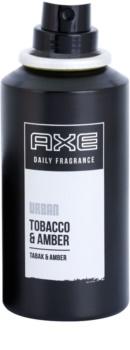 Axe Urban Tabacco and Amber Körperspray für Herren 100 ml
