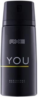 Axe You Αποσμητικό σε σπρέι για άνδρες 150 μλ