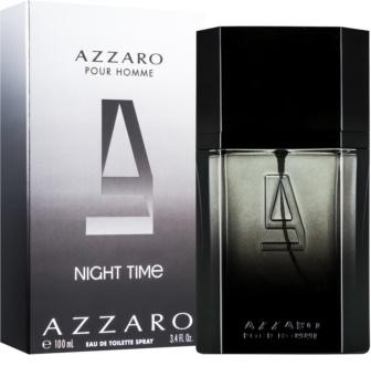 Azzaro Pour Homme Night Time Eau de Toilette for Men 100 ml
