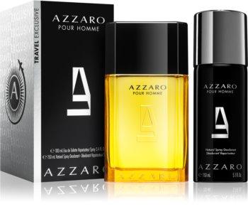 Azzaro Azzaro Pour Homme Geschenkset VIII.