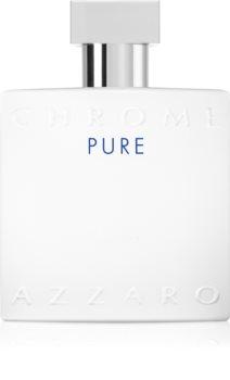 Azzaro Chrome Pure Eau de Toilette voor Mannen 50 ml