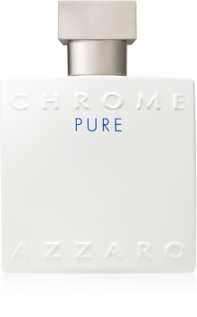 Azzaro Chrome Pure Eau de Toilette for Men 100 ml