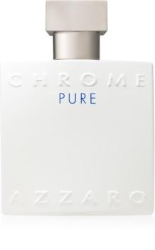 Azzaro Chrome Pure Eau de Toillete για άνδρες 100 μλ