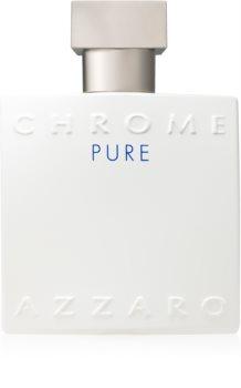 Azzaro Chrome Pure toaletná voda pre mužov 100 ml