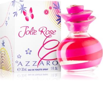 Azzaro Jolie Rose Eau de Toillete για γυναίκες 30 μλ