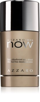 Azzaro Now Men Deodorant Stick voor Mannen 75 ml