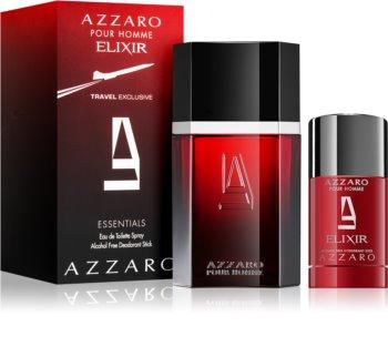 Azzaro Azzaro pour Homme Elixir coffret cadeau I.