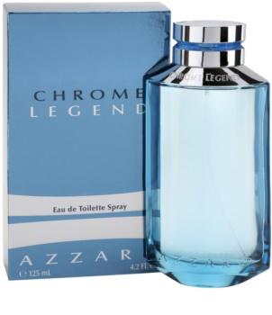 Azzaro Chrome Legend Eau de Toilette para homens 125 ml