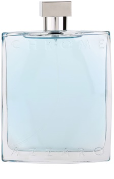 Azzaro Chrome eau de toilette per uomo 200 ml