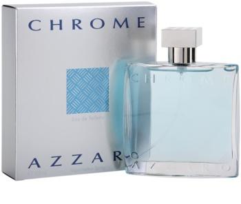 Azzaro Chrome eau de toilette férfiaknak 100 ml