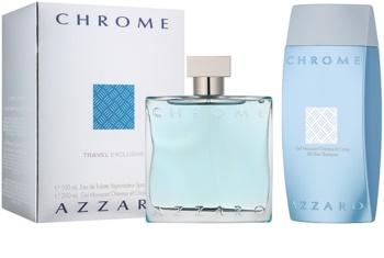 Azzaro Chrome lote de regalo XIX.