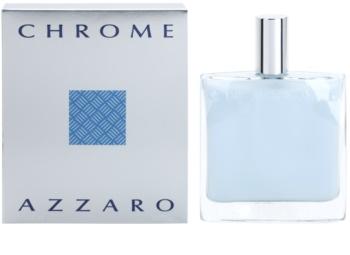 Azzaro Chrome after shave balsam pentru barbati 100 ml