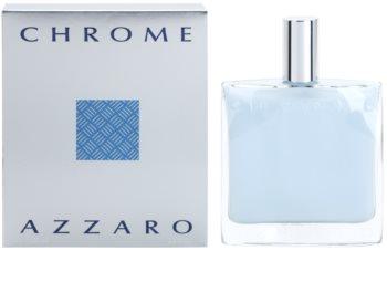Azzaro Chrome borotválkozás utáni balzsam férfiaknak 100 ml