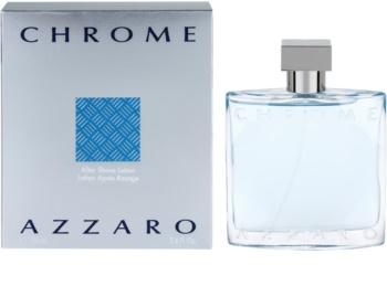Azzaro Chrome After Shave für Herren 100 ml