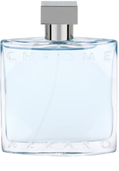 Azzaro Chrome Aftershave lotion  voor Mannen 100 ml
