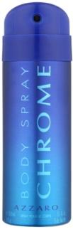 Azzaro Chrome spray corporal para homens 150 ml