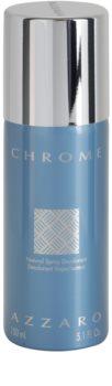 Azzaro Chrome дезодорант-спрей для чоловіків 150 мл