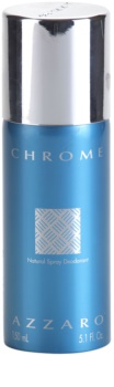 Azzaro Chrome Deospray (unboxed) for Men 150 ml