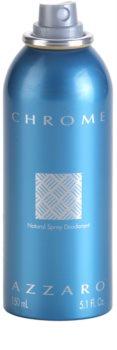 Azzaro Chrome Deo-Spray für Herren 150 ml (unboxed)