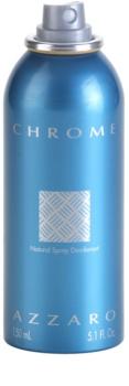 Azzaro Chrome deo sprej za moške 150 ml (brez škatlice)