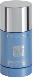 Azzaro Chrome desodorizante em stick para homens 75 ml