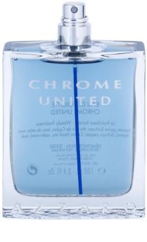 Azzaro Chrome United eau de toilette teszter férfiaknak 100 ml