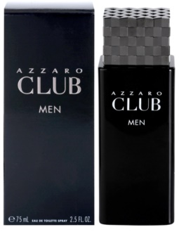 Azzaro Club Eau de Toillete για άνδρες 75 μλ