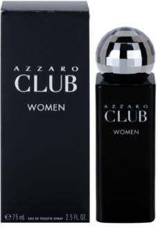 Azzaro Club Eau de Toillete για γυναίκες 75 μλ