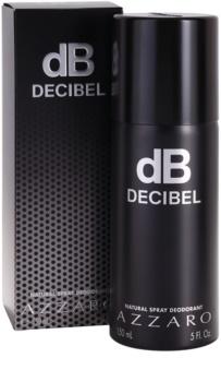 Azzaro Decibel Deo-Spray für Herren 150 ml