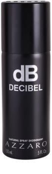 Azzaro Decibel desodorante en spray para hombre 150 ml