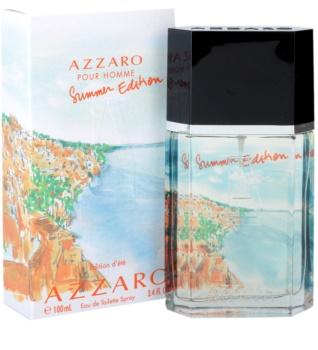 Azzaro Pour Homme Summer 2013 Eau de Toilette for Men 100 ml